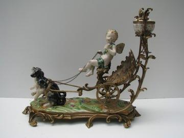Angel so psami - Tím - Porcelánová galéria 1000m2