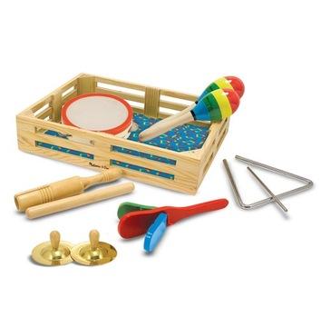 Hračky pre deti nástroje v krabici 6in1