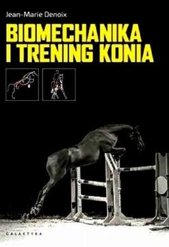 Biomechanika a tréning koní J Ean Marie Denoix