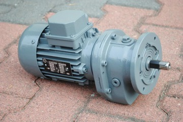 Príruba Gearmotor 0.18KW. 125BR./min. Fvatu
