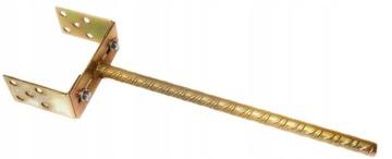 Stĺpová konzola kotvy 0-160 XXL tyč 410mm