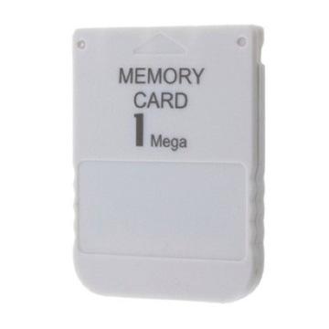 Nová pamäťová karta 1mega na Playstation 1 / PSX