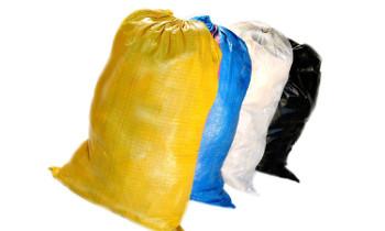 Tašky Bag 25kg s 50x80cm uhlíkovým uhlím 100ks