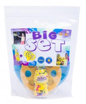 Big Set Tuban Set pre výrobu mydlových bublín