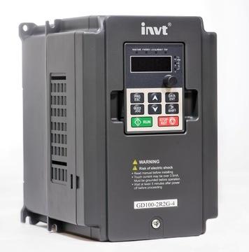 Inverter InvT 15KW 3F Vector Záruka 2 roky