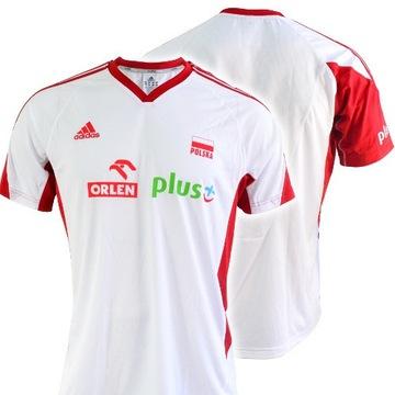 T-Shirt Adidas Kadra O04644-Biala XS