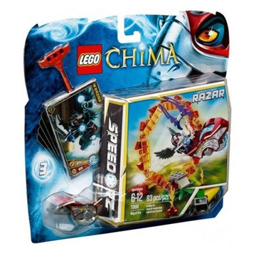 LEGO CHIMA ŠTARTÉR FIRE RING 70100