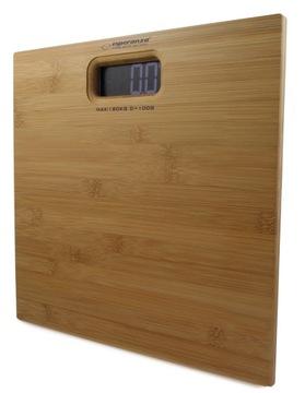 Kúpeľňa Drevené Bamboo Digitálne LCD