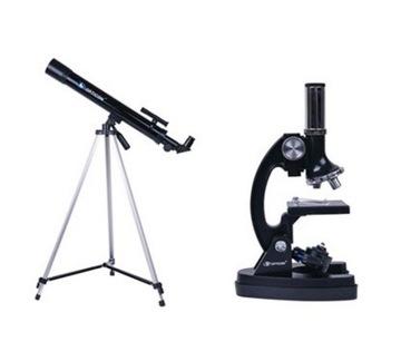 Sada ďalekohľadu Opticon ScienceMaster + mikroskop