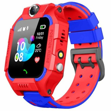 SmartWatch pre deti Vodotesné hodinky GPS IP68