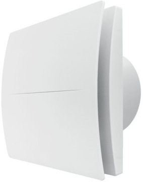 Ventilátor do kúpeľne EBERG QUAT 100 HT Higrostat