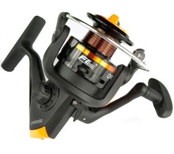 Spinning Match FL QFB 300 6BB navijak, 4 farby