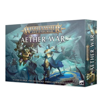 Vek Sigmar: Aether War (Anglicky)