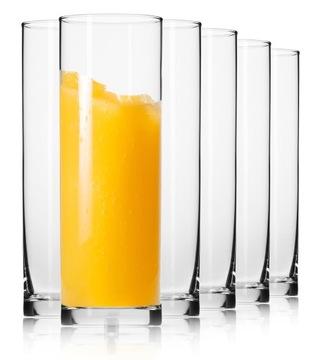 Okuliare pre vodnú šťavu dlhý nápoj Krosno čistý 200ml