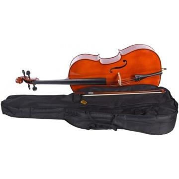 Cello 4/4 Pripravené na prehrávanie + Broadcase + CAULRON