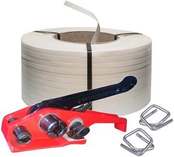 16 mm pásku PP Bandwear pre paletové palety