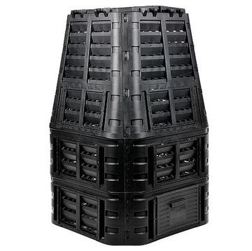 KOMPOSTÉR ECOSMART 880L ČIERNY Revidovaný model