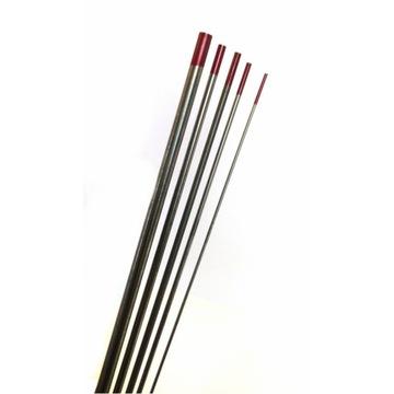 TIG červená volfrámová elektróda 2,4 mm