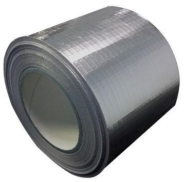 Hliníková páska ZVÝŠENÁ SAMOLEPIACA 75mm 50rm