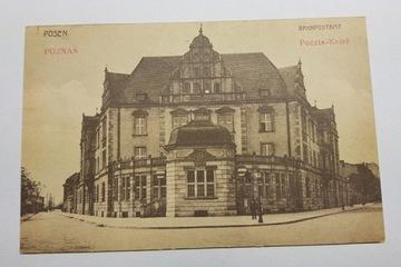 Poznań Rail Postal Post XX storočia