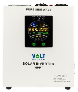 Solárny invertor SINUS 1000W 12V 230V Inverter