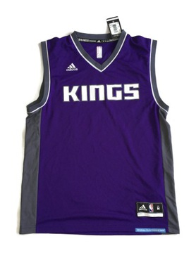 Tričko Adidas Sacramento Kings Basketbal NBA M