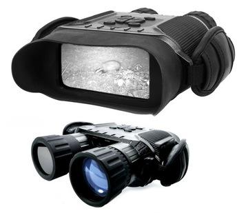 Nočné videnie TOPHUNT NV-900 IR 3W RANGE 400M + 32GB