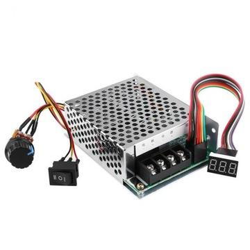 Regulátor napájacie motora LED 24V 24V 50V 40A PWM DC