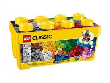 LEGO CLASSIC 10696 Kreatívne bloky stredná krabica