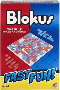 Mattel FMW25 BLOKUS strategická hra Originál v Poľsku