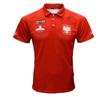 Polo košele Rugby Poľský národný tím M