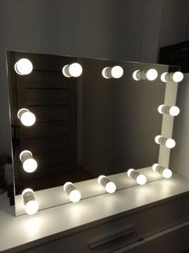 Zrkadlo Glamour pre make-up make-up