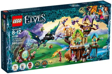 41196 LEGO ELVES BOJ S ÚTOKOM ELVENSTAR STROM