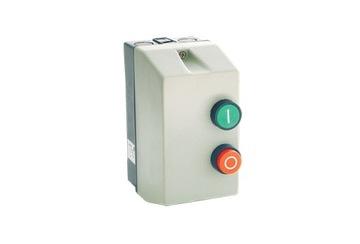 Spínače motora Kontaktor + Termik