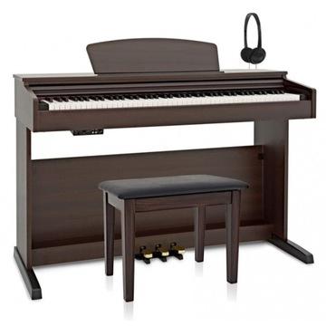 Dyatone SLP-175 RW Piano Digital Bench Slúchadlá