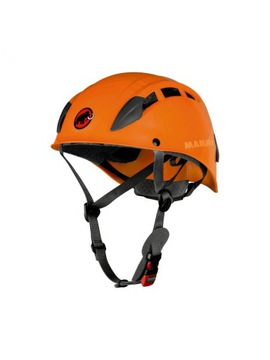 Lezecká helma Skywalker 2 oranžový Mammut