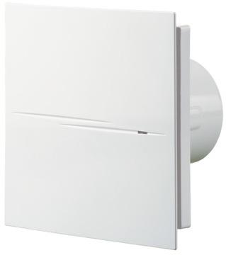 Ventilátory Tichý štýl 100. časovač Higrostat