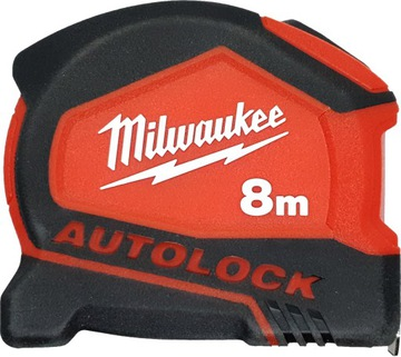 MILWAUKEE ROLETOVÁ PÁSKA AUTOLOCK 25mm 8m