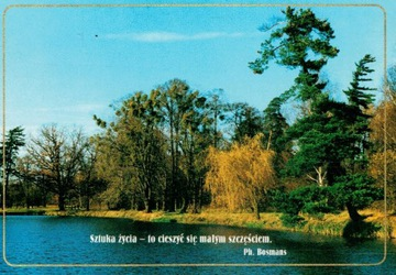 Postcard Nature Card