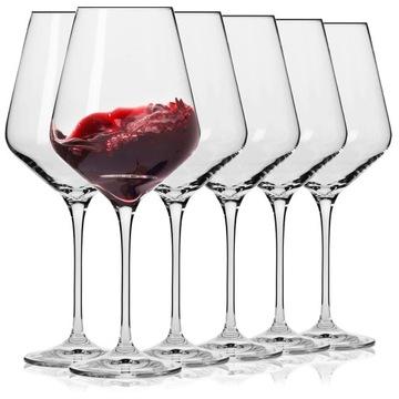 Okuliare červeného vína Krosno Avant-Garde 490ml