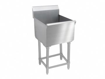 Sink Pool Catering Basin 70l Stal inox