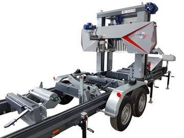 TST-600 Premium Hydraulics Mobile Traul
