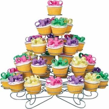 Stojan pre muffins cupcakes patera darčeky 5 úrovní