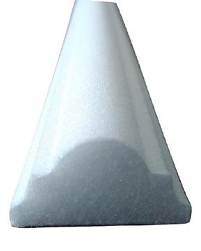 Symetrický prúžok LSX09 35x20mm dekoratívne lampar