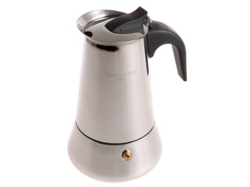Taliansky kávovar. Brewer. Indukcia. Veľký 600ml 6960