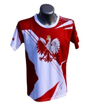 Poľské pánske tričko pre veľkosť ventilátora XXL