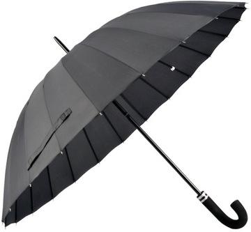Vládna dáždnika Exclusiv Big 24 drôtené vlákno
