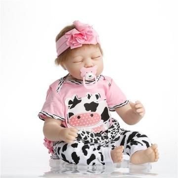 Bábika, dievčatko bábika REBORN 55cm