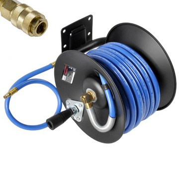 Valcovaná pneumatická hadica PU drôt 15m Roll