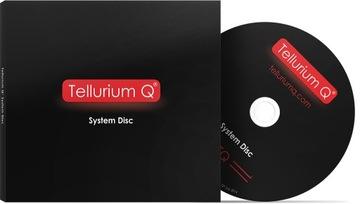 Disk systému Tellurium Q - žíhacia platňa